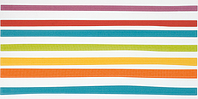 Pamesa Agatha 28.645.1.1719_AgathaParty1-Lineas , Bathroom, Spaces for children, Kitchen, Living room, Designer style style, Agatha Ruiz de la Prada, Ceramic Tile, wall, Glossy surface, Unicolor, non-rectified edge, Shade variation V3