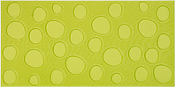 Pamesa Agatha 28.645.194.5063_AgathaLunaresPistacho , Bathroom, Spaces for children, Kitchen, Living room, Designer style style, Agatha Ruiz de la Prada, Ceramic Tile, wall, Glossy surface, Unicolor, non-rectified edge, Shade variation V3