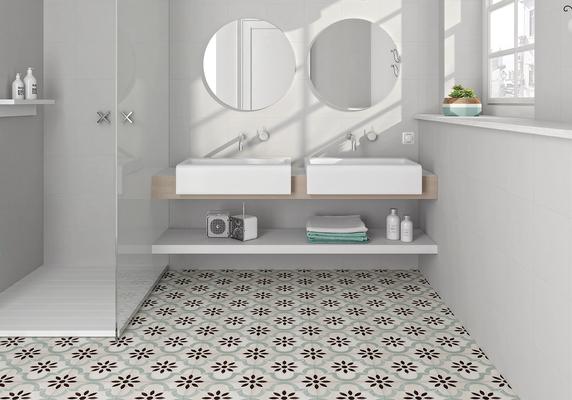 Gres porcel nico art de pamesa tile expert distribuidor de azulejos cer micos y gres - Piastrelle bagno pamesa ...