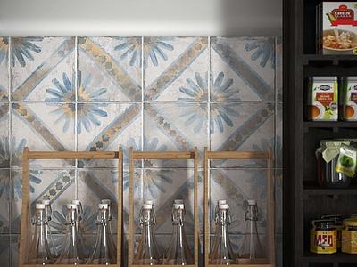 Piastrelle paraschizzi cucina top da collezioni tile
