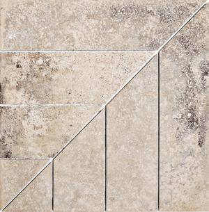 Peronda FS by Peronda 18958_E.D.FsTerra-B , Patchwork style style, Designer style style, Francisco Segarra, Public spaces, Living room, Kitchen, Terracotta effect effect, Wood effect effect, Stone effect effect, Ceramic Tile, Glazed porcelain stoneware, wall & floor, Matte surface, Slip-resistance R10, R11, Semi-polished surface, Rectified edge, non-rectified edge, PEI IV, PEI II, PEI V, Shade variation V3, V2