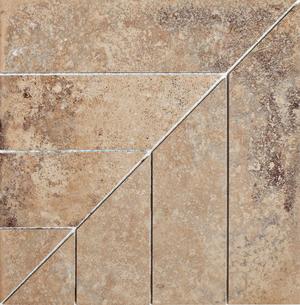 Peronda FS by Peronda 18959_E.D.FsTerra-M , Patchwork style style, Designer style style, Francisco Segarra, Public spaces, Living room, Kitchen, Terracotta effect effect, Wood effect effect, Stone effect effect, Ceramic Tile, Glazed porcelain stoneware, wall & floor, Matte surface, Slip-resistance R10, R11, Semi-polished surface, Rectified edge, non-rectified edge, PEI IV, PEI II, PEI V, Shade variation V3, V2