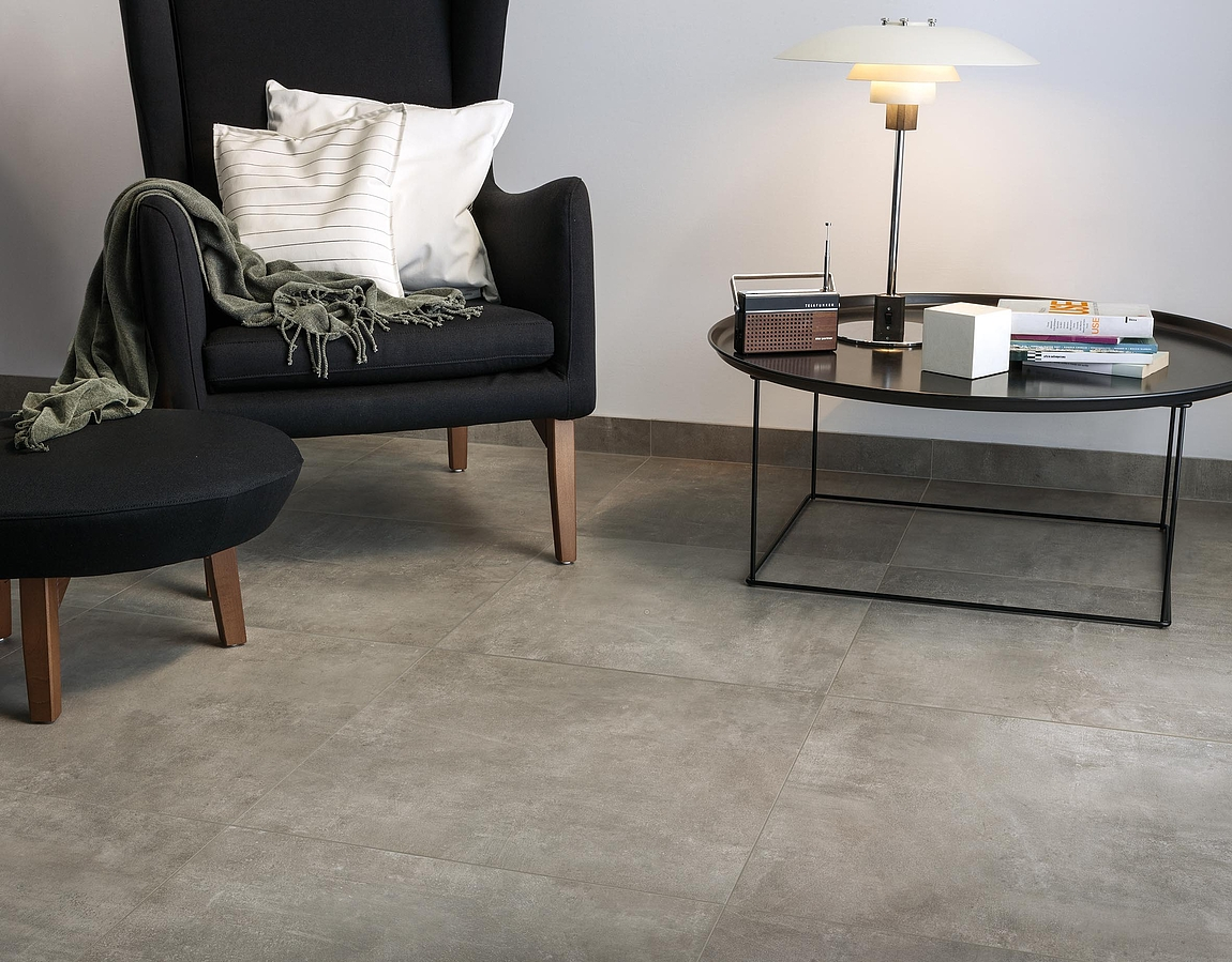 Concrete Porcelain Tiles By Piemme Tile Expert