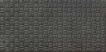 Ceramiche Piemme Urban 36110_TrattiNeroGrip , Designer style style, Valentino, Concrete effect effect, Stone effect effect, Metal effect effect, Living room, Outdoors, Public spaces, PEI V, Glazed porcelain stoneware, wall & floor, Matte surface, Slip-resistance R11, Rectified edge, non-rectified edge, Shade variation V2