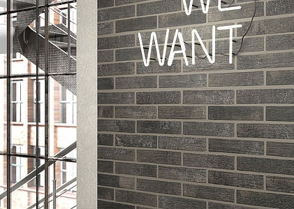 Piastrelle in gres porcellanato loft design di polis tile expert