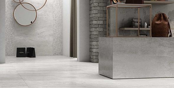 Piastrelle in ceramica e gres porcellanato moonwalk di polis tile