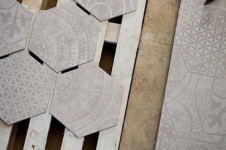 Piastrelle in gres porcellanato alchimia di quintessenza tile