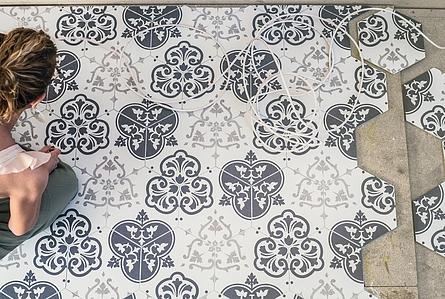 Piastrelle in ceramica di quintessenza ceramiche. tile.expert