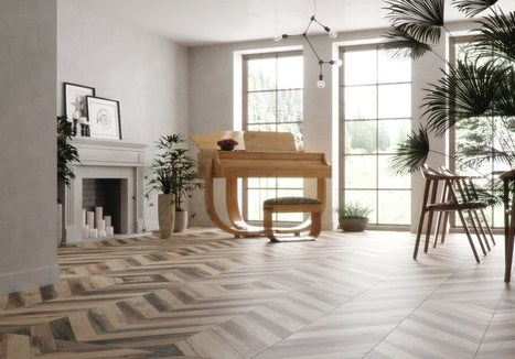 Tile Refin Chevron