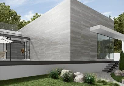Tile Revigres Aluminium