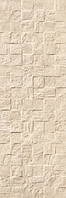 Revigres Nimbus 3101G870C1_NimbusBlockBegerect_30*90 , Bathroom, Kitchen, Patchwork style style, Concrete effect effect, 3D effect effect, Ceramic Tile, wall, Matte surface, Rectified edge, non-rectified edge, Shade variation V3