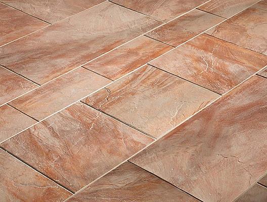 Mattonelle rosaantico che cosa il cotto antico come viene lavorato quali pavimentazione - Piastrelle a poco prezzo ...