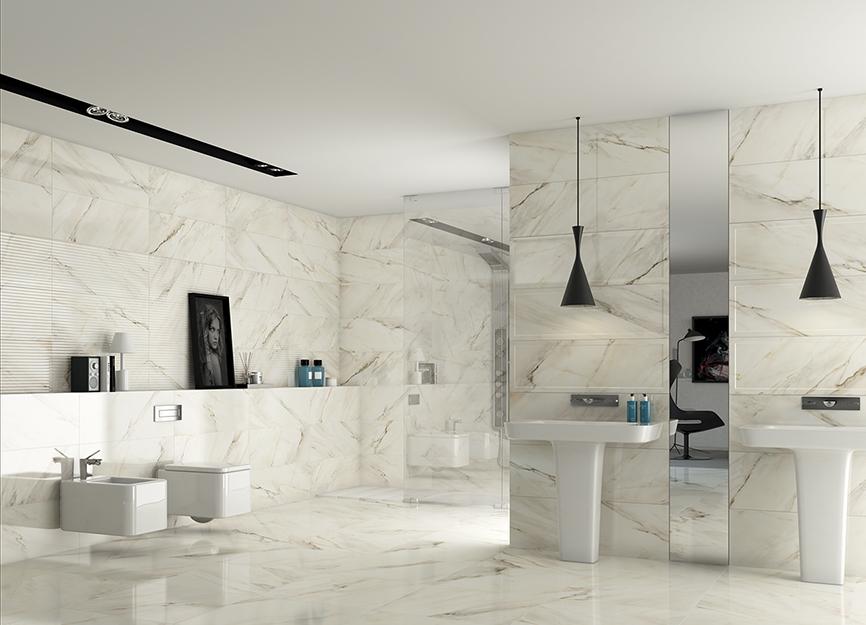 Calacatta Porcelain Tiles By Roca Tile Distributor Of