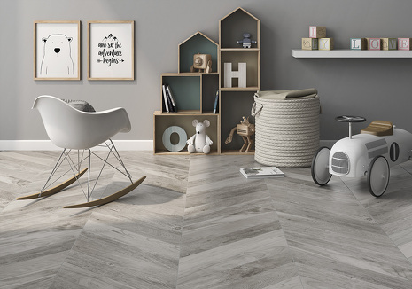 Tile Roca Chevron