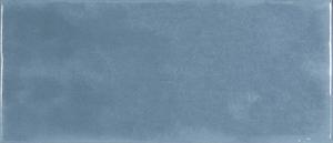 Roca Sanitario Maiolica FBXT3HDBS1_MaiolicaBlueSteel , Baño, Cocina, estilo Estilo hecho a mano, Efecto efecto tela (papel pintado), Cerámica, revestimiento, Acabado brillo, borde no rectificado, Destonificación V2