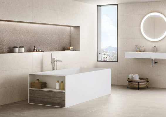 Ceramic tiles by roca tile expert distributor of spanish tiles - Lavabos de pizarra ...
