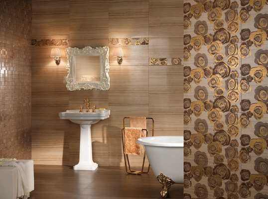 Ceramic and porcelain tiles by ceramica rondine tile for Ceramica rondine