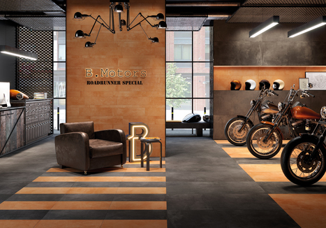 Tile Rondine Industrial Color Chic