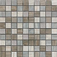 Ceramica Rondine Jungle S54172_JungleLuxGreyMsco30,5*30,5 , Living room, Wood effect effect, PEI V, Glazed porcelain stoneware, wall & floor, Slip-resistance R10, Non-rectified edge, Shade variation V2