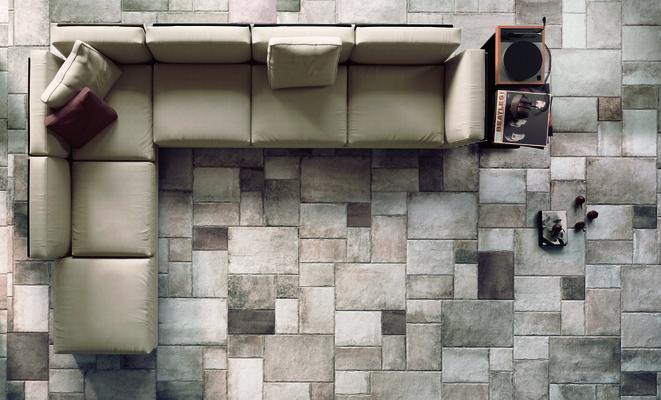 Ceramic Tiles by Ceramica Sant'Agostino  Tile Expert – Distributor