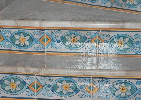 Tile Scianna  Cornici (Greche)