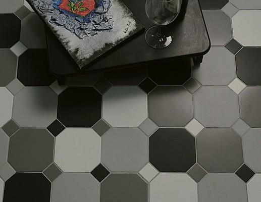 Piastrelle in gres porcellanato imperiale di self tile expert