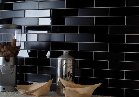 Piastrelle in ceramica minimal di self tile expert u rivenditore