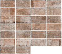Serenissima Cir Industrie Ceramiche Chicago 1047422_CityMixOldChicago10X20 , Stone effect effect, Brick effect effect, Outdoors, Kitchen, Public spaces, Bedroom, Loft style style, PEI IV, Glazed porcelain stoneware, wall & floor, Slip-resistance R10, R11, non-rectified edge, Shade variation V4