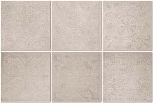 Piastrelle in gres porcellanato ducato di borgogna di serenissima