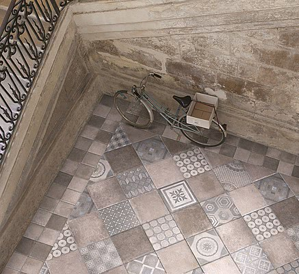 New orleans by serenissima tile expert distributor of for Ceramiche cir