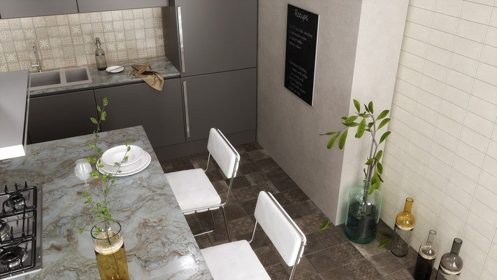 Ceramic and porcelain tiles by serenissima cir industrie ceramiche