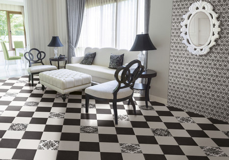Tile Serenissima Roma '53 last-collection