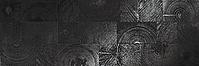 Settecento Matiere 760029_MatiereArbreBlackLappato_24*72 , Cuisine, Séjour, Salle de bain, Espace public, Chambre à coucher, style Style patchwork, Effet effet bois, PEI IV, Grès cérame émaillé, revêtement mur et sol, Surface mate, Surface brillante, Surface semi-polie, Bord rectifié, bord non rectifié