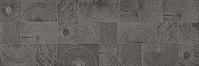 Settecento Matiere 760041_MatiereArbreGrey_24*72 , Cuisine, Séjour, Salle de bain, Espace public, Chambre à coucher, style Style patchwork, Effet effet bois, PEI IV, Grès cérame émaillé, revêtement mur et sol, Surface mate, Surface brillante, Surface semi-polie, Bord rectifié, bord non rectifié