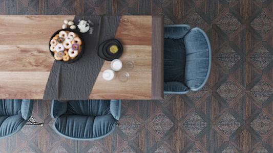 Piastrelle in gres porcellanato vintage di settecento tile