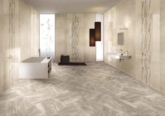 Piastrelle in gres porcellanato marmo pietra xl di sichenia tile