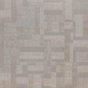 Sintesi Ceramica Digital Tweed PF00009518_DigitalTweed600WalnutRet , Fabric (wallpaper) effect effect, Bathroom, Public spaces, Glazed porcelain stoneware, wall & floor, Matte surface, Rectified edge, Shade variation V2