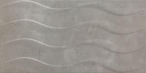 Sintesi Ceramica Livingstone PF00010109_Livingst3060SmokOndaDecRt , Bathroom, Living room, Stone effect effect, Glazed porcelain stoneware, wall & floor, Matte surface, Slip-resistance R11, Rectified edge, Shade variation V2
