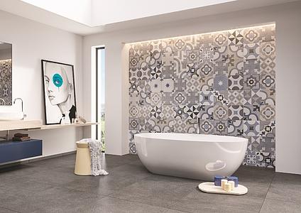 Rivestimento Casablanca : Piastrelle in gres porcellanato casablanca di steuler tile expert