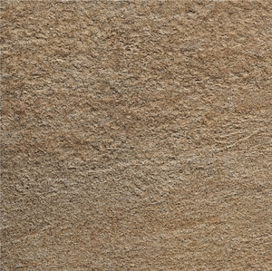 Ceramiche Supergres You TO15_Tobacco15X15 , Outdoors, Living room, Public spaces, Stone effect effect, Unglazed porcelain stoneware, wall & floor, Slip-resistance R11, non-rectified edge
