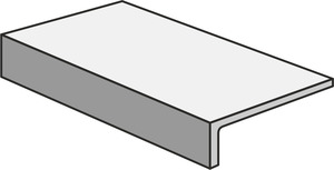 Ceramiche Supergres You UATD_AloeTerm.LTd300X165x38 , Outdoors, Living room, Public spaces, Stone effect effect, Unglazed porcelain stoneware, wall & floor, Slip-resistance R11, non-rectified edge