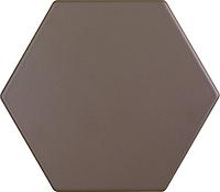 Tonalite Examatt 6408_EsagonaTabaccoMatt , Cuisine, Espace public, style Style patchwork, Grès cérame émaillé, revêtement mur et sol, Surface mate, bord non rectifié