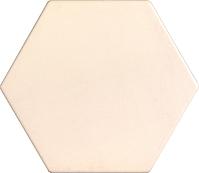 Tonalite Examatt 6425_EsagonaAvorio , Cuisine, Espace public, style Style patchwork, Grès cérame émaillé, revêtement mur et sol, Surface mate, bord non rectifié