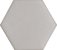 Tonalite Geomat HEX1672_HexagonPomice , Espace public, Grès cérame non-émaillé, revêtement mur et sol, Surface mate, bord non rectifié