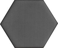 Tonalite Geomat HEX1679_HexagonLavagna , Espace public, Grès cérame non-émaillé, revêtement mur et sol, Surface mate, bord non rectifié
