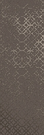 Unica by Target Studio Etro EtroMetalBrown20*60 , Metal effect effect, Spaces for children, Bathroom, Living room, Bedroom, Kitchen, Patchwork style style, PEI III, PEI IV, Glazed porcelain stoneware, wall & floor, Matte surface, Rectified edge