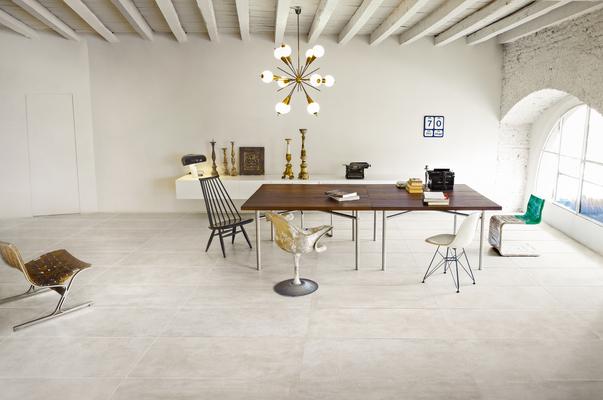 piastrelle in gres porcellanato icon di unicom starker. Black Bedroom Furniture Sets. Home Design Ideas