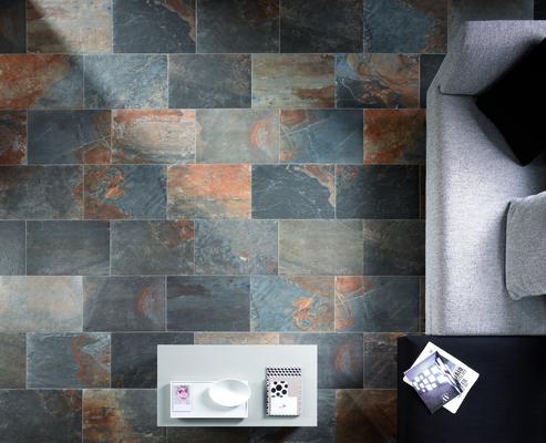 Natural Slate By Unicom Starker Tile Expert