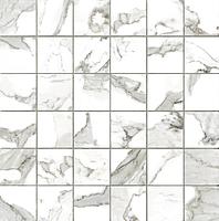 Vallelunga Ceramica Calacatta G204020_CalacattaVi.Mosaico30X30 , Bathroom, Designer style style, Giovanni Barbieri, Stone effect effect, PEI IV, Glazed porcelain stoneware, wall & floor, Semi-polished surface, Polished surface, Rectified edge, Shade variation V3
