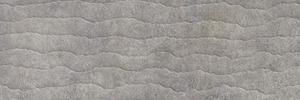 Venis Contour V1440169 - 100161520_CONTOUR GRAY 33.3x100 , Bathroom, 3D effect effect, Concrete effect effect, Ceramic Tile, wall, Matte surface, Rectified edge, Shade variation V3